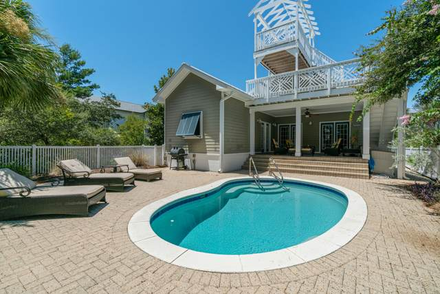165 Sugar Sand Lane, Santa Rosa Beach, FL 32459 (MLS #851069) :: Luxury Properties on 30A