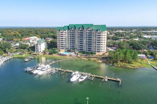 662 Harbor Boulevard Unit 840, Destin, FL 32541 (MLS #851119) :: Berkshire Hathaway HomeServices PenFed Realty