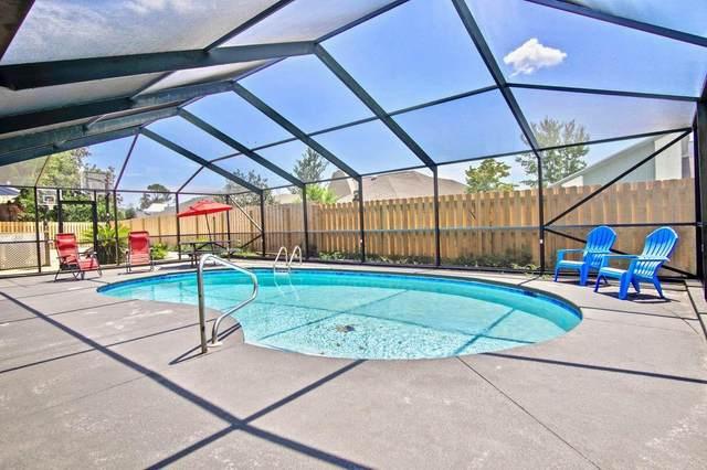 711 Bluefish Drive, Panama City Beach, FL 32408 (MLS #851178) :: Vacasa Real Estate