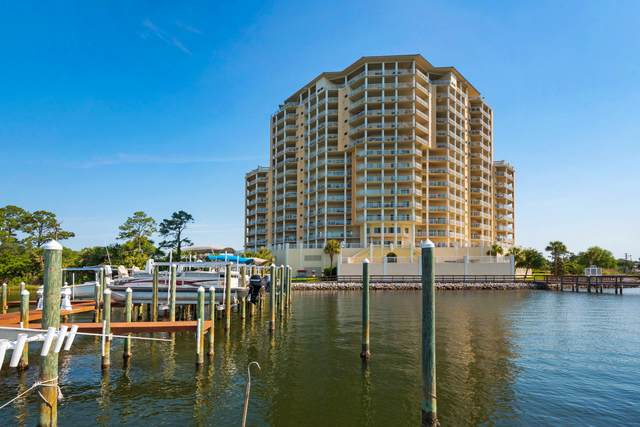 124 SW Miracle Strip Parkway Unit 404, Fort Walton Beach, FL 32548 (MLS #851345) :: The Premier Property Group