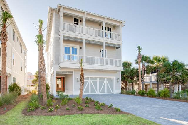 260 Magnolia Street, Santa Rosa Beach, FL 32459 (MLS #851376) :: Berkshire Hathaway HomeServices Beach Properties of Florida