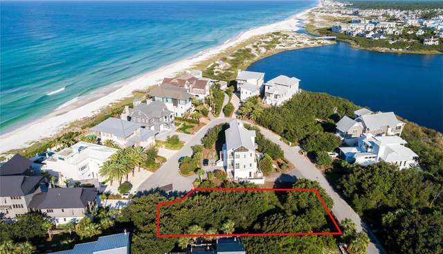Lot 15 Camp Creek Point Drive, Inlet Beach, FL 32461 (MLS #851483) :: RE/MAX By The Sea