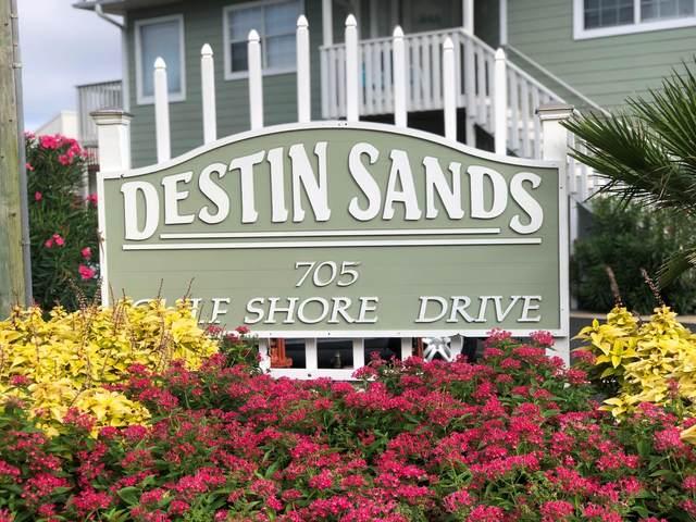 705 Gulf Shore Drive #202, Destin, FL 32541 (MLS #851593) :: 30A Escapes Realty