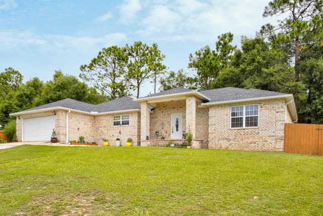 156 Tranquility Drive, Crestview, FL 32536 (MLS #851686) :: Linda Miller Real Estate