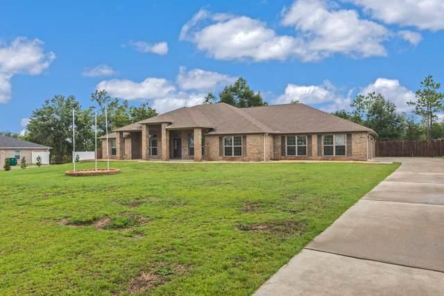6440 Welannee Boulevard, Laurel Hill, FL 32567 (MLS #851831) :: Linda Miller Real Estate