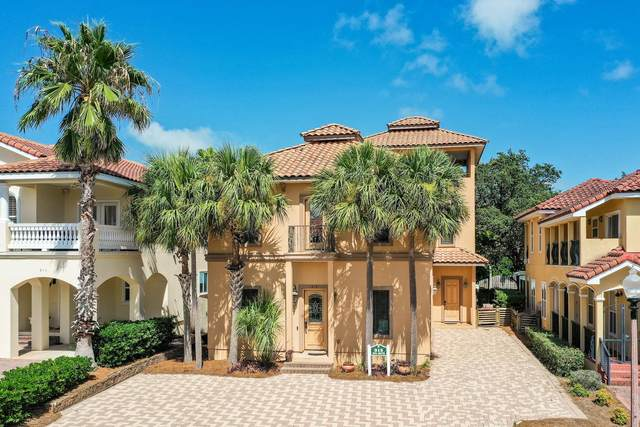315 La Valencia Circle, Panama City Beach, FL 32413 (MLS #851961) :: Corcoran Reverie
