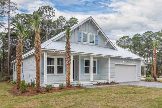TDB Hillcrest Drive (Lot12), Santa Rosa Beach, FL 32459 (MLS #852064) :: Scenic Sotheby's International Realty