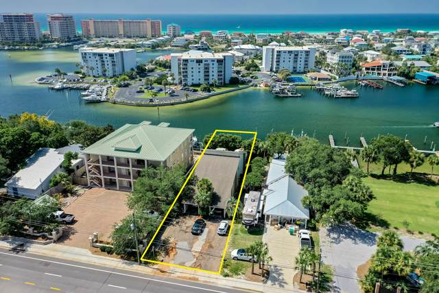 722 E Highway 98, Destin, FL 32541 (MLS #852113) :: Berkshire Hathaway HomeServices Beach Properties of Florida