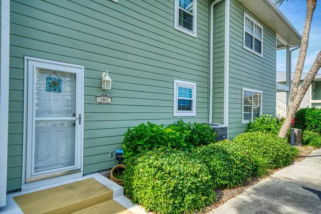 705 Gulf Shore Drive Unit 403, Destin, FL 32541 (MLS #852150) :: Berkshire Hathaway HomeServices Beach Properties of Florida