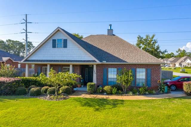 349 Bella Boulevard, Santa Rosa Beach, FL 32459 (MLS #852174) :: Vacasa Real Estate