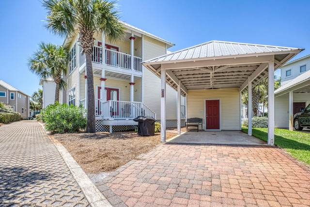 47 Gulfside Way, Miramar Beach, FL 32550 (MLS #852252) :: Berkshire Hathaway HomeServices Beach Properties of Florida