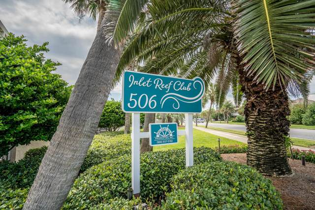 506 Gulf Shore Drive #119, Destin, FL 32541 (MLS #852371) :: Vacasa Real Estate