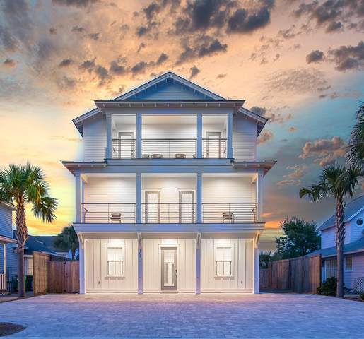 105 Mark Street, Destin, FL 32541 (MLS #852377) :: Berkshire Hathaway HomeServices Beach Properties of Florida