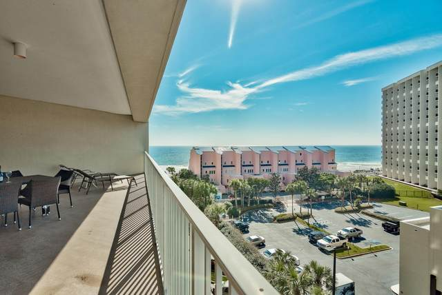 550 Topsl Beach Boulevard #509, Miramar Beach, FL 32550 (MLS #852459) :: RE/MAX By The Sea