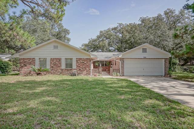 705 Bradford Drive, Fort Walton Beach, FL 32547 (MLS #852908) :: 30a Beach Homes For Sale