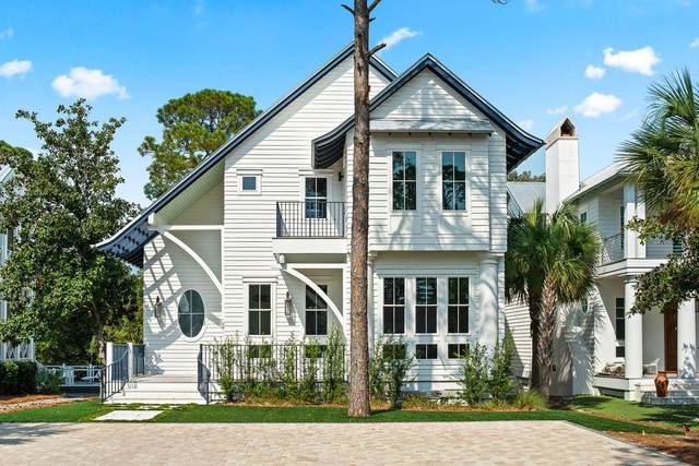 30 Canal Street, Santa Rosa Beach, FL 32459 (MLS #852995) :: Luxury Properties on 30A
