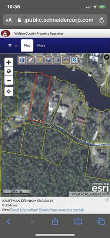 10 Waterside Lane, Freeport, FL 32439 (MLS #853353) :: Hammock Bay