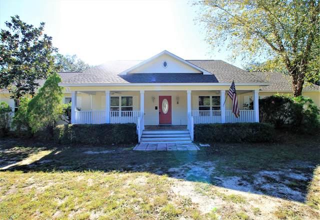 4035 Pinederosa Trail, Crestview, FL 32539 (MLS #853380) :: Better Homes & Gardens Real Estate Emerald Coast
