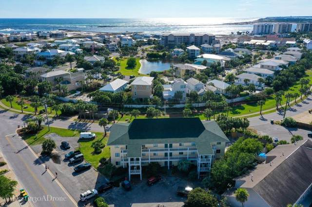 485 Gulf Shore Drive #306, Destin, FL 32541 (MLS #853512) :: Better Homes & Gardens Real Estate Emerald Coast