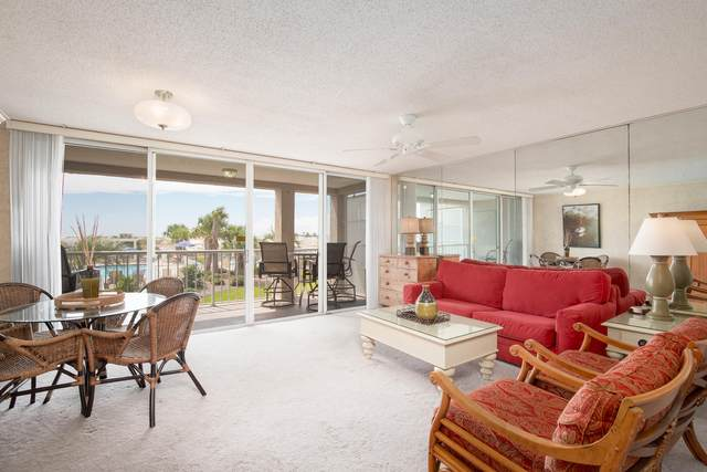 480 Gulf Shore Drive Unit 109, Destin, FL 32541 (MLS #854034) :: The Ryan Group