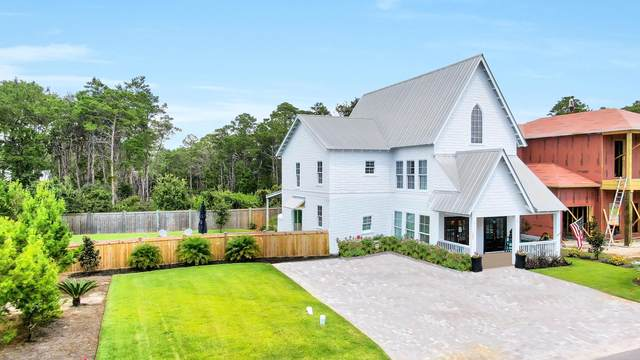 102 W Willow Mist Road, Inlet Beach, FL 32461 (MLS #854077) :: EXIT Sands Realty