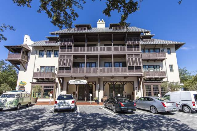 78 N Barrett Square Unit 1, Inlet Beach, FL 32461 (MLS #854499) :: Somers & Company