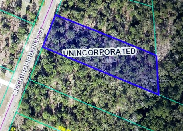 Lot 11 Mockingbird Hill Court, Crestview, FL 32539 (MLS #854501) :: 30A Escapes Realty