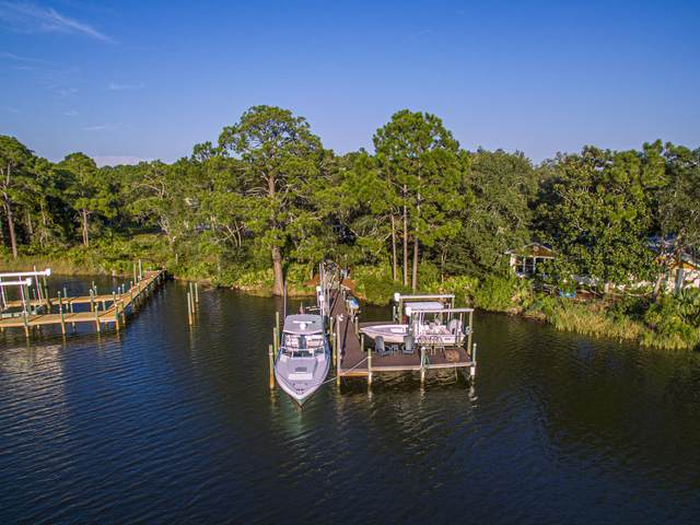 827 E Mack Bayou Drive, Santa Rosa Beach, FL 32459 (MLS #854513) :: The Premier Property Group