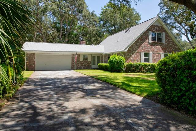 5 Lakeshore Drive, Shalimar, FL 32579 (MLS #854823) :: EXIT Sands Realty