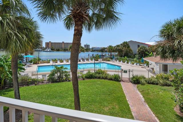30 Moreno Point Road Unit 206C, Destin, FL 32541 (MLS #854872) :: Berkshire Hathaway HomeServices Beach Properties of Florida