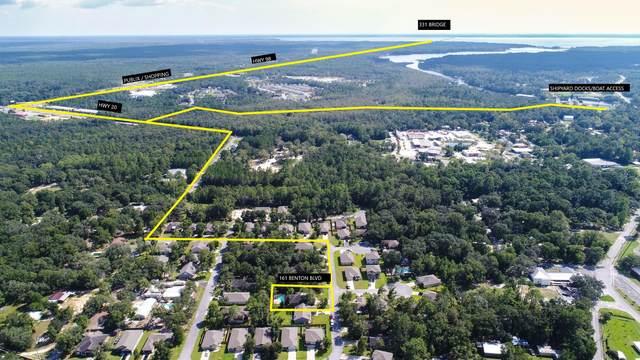 161 Benton Boulevard, Freeport, FL 32439 (MLS #855184) :: 30A Escapes Realty