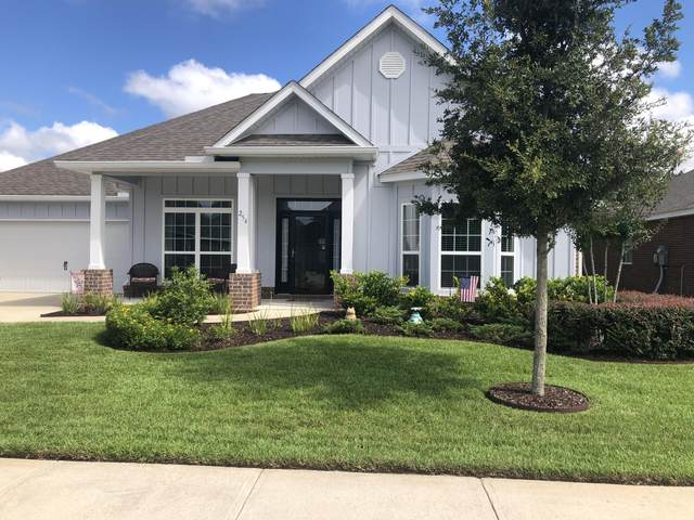 254 Lilly Bell Lane Lot 32, Freeport, FL 32439 (MLS #855222) :: Back Stage Realty