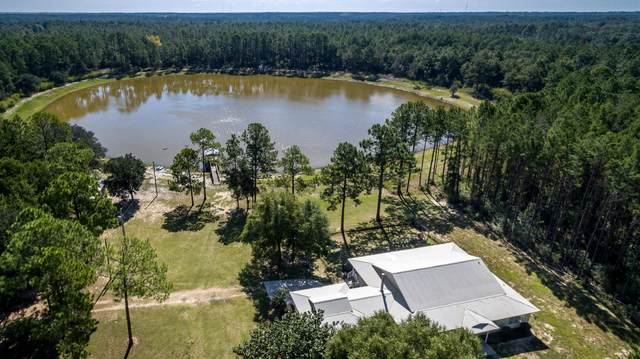 874 Bob Mccaskill Drive, Defuniak Springs, FL 32433 (MLS #855339) :: Scenic Sotheby's International Realty