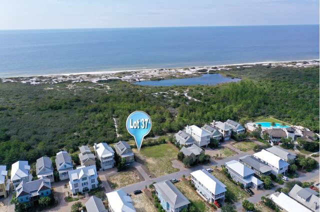 Lot 37 Cypress Drive, Santa Rosa Beach, FL 32459 (MLS #855381) :: The Premier Property Group