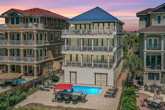 114 Sandprint Circle, Destin, FL 32541 (MLS #855538) :: The Ryan Group