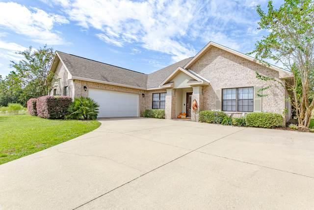 3267 Chapelwood Drive, Crestview, FL 32536 (MLS #855721) :: EXIT Sands Realty