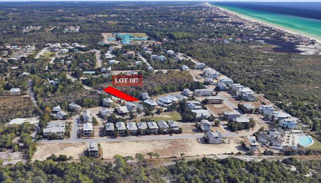 Lot 107 Cypress Walk, Santa Rosa Beach, FL 32459 (MLS #855792) :: Linda Miller Real Estate