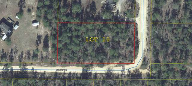 Lot 10 Squire Way, Defuniak Springs, FL 32433 (MLS #855935) :: Luxury Properties on 30A