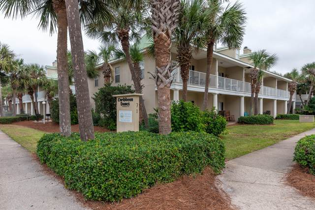 71 Woodward Street Unit 123, Destin, FL 32541 (MLS #855994) :: The Ryan Group