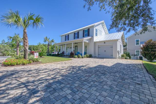24 Margaret Maclin Way, Santa Rosa Beach, FL 32459 (MLS #856000) :: Coastal Luxury