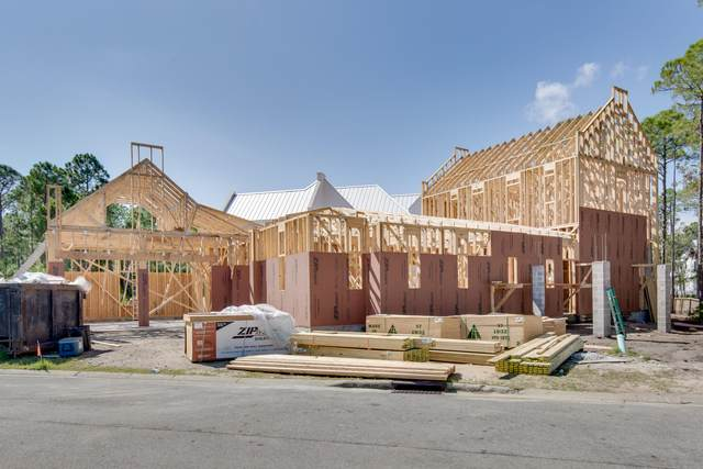 90 Perrin Lot 40, Santa Rosa Beach, FL 32459 (MLS #856005) :: Better Homes & Gardens Real Estate Emerald Coast