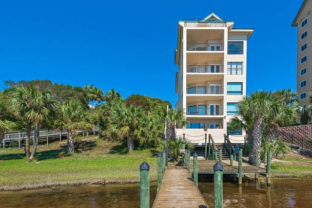 654 Harbor Boulevard Unit 5, Destin, FL 32541 (MLS #856061) :: The Honest Group