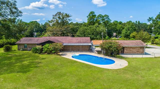 3417 Barkwood Drive, Pace, FL 32571 (MLS #856284) :: EXIT Sands Realty