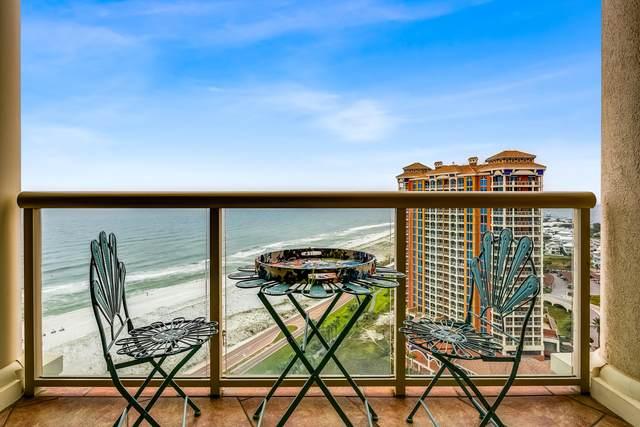 3 Portofino Drive #1904, Pensacola Beach, FL 32561 (MLS #856362) :: The Premier Property Group