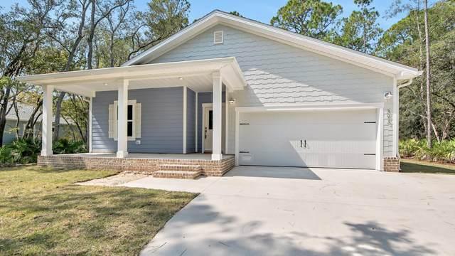 393 Bayside Drive, Freeport, FL 32439 (MLS #856541) :: Coastal Luxury