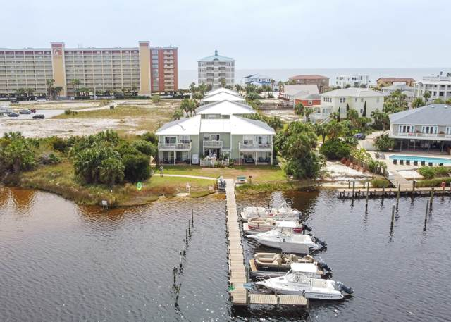 705 Gulf Shore Drive Unit 302, Destin, FL 32541 (MLS #856852) :: Berkshire Hathaway HomeServices Beach Properties of Florida