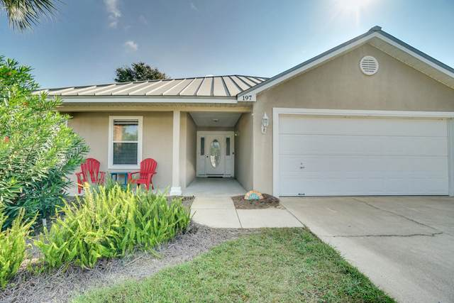 197 Maravilla Drive, Miramar Beach, FL 32550 (MLS #856890) :: Keller Williams Realty Emerald Coast