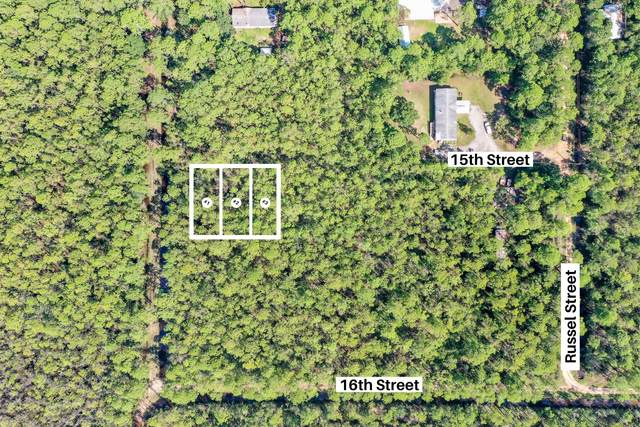 Lots 1-3 N 15th Street, Santa Rosa Beach, FL 32459 (MLS #857203) :: Berkshire Hathaway HomeServices PenFed Realty