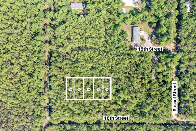 Lots 19-23 N 16th Street, Santa Rosa Beach, FL 32459 (MLS #857205) :: Berkshire Hathaway HomeServices PenFed Realty
