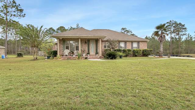 85 Gulf Pines Court, Freeport, FL 32439 (MLS #857945) :: The Premier Property Group